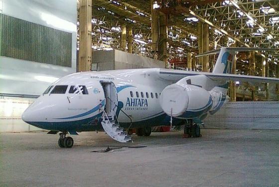 Миниатюра для: Авиакомпания «Ангара» объявила о запуске рейса Братск-Новосибирск