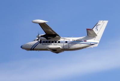Миниатюра для: Авиарейсы из Новосибирска в Горно-Алтайск возобновятся 1 февраля