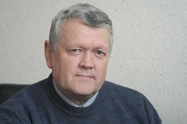 Председатель СО РАН академик Александр Асеев