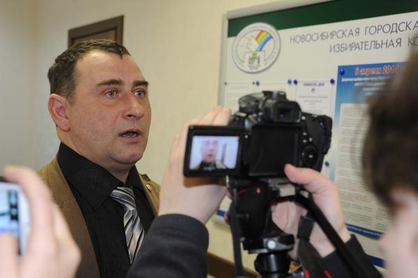 Миниатюра для: Максим Калашников стал 22-м кандидатом в мэры Новосибирска