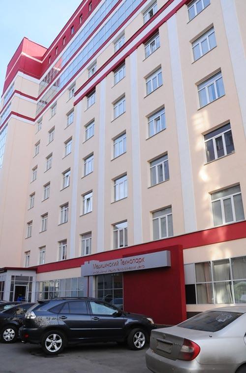 Миниатюра для: Новосибирский медтехнопарк и Внешэкономбанк создадут систему дистанционной реабилитации пациентов