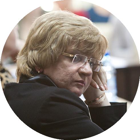 На фото: врио министра здравоохранения Новосибирской области Татьяна Нестеренко
