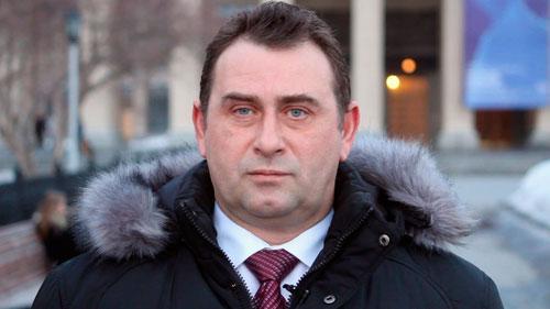 Миниатюра для: Владимир Кучеренко подал заявление в горизбирком на снятие своей кандидатуры с выборов