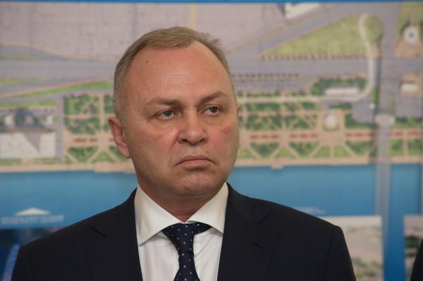 Кандидат в мэры Новосибирска Владимир Знатков (на фото) уступил Анатолию Локтю