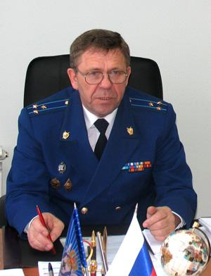 На фотографии: генерал-майор юстиции Иван Шеенко