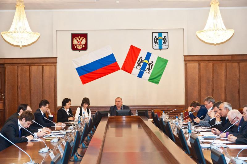 Миниатюра для: Депутаты заксобрания Новосибирской области считают необходимым сократить расходы на электронное правительство