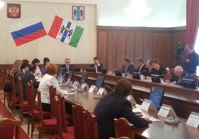 Миниатюра для: Депутаты ЗС Новосибирской области планируют создать комиссию по контролю за работой УК
