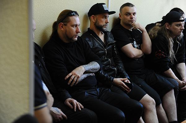 Польские музыканты улетели из России