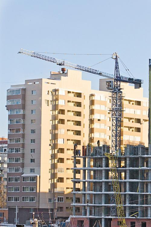 Миниатюра для: Рост цен на квартиры остановлен?