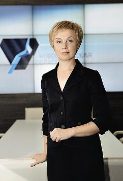 Экс-министр экономразвития Новосибирской области Галина Бабкина