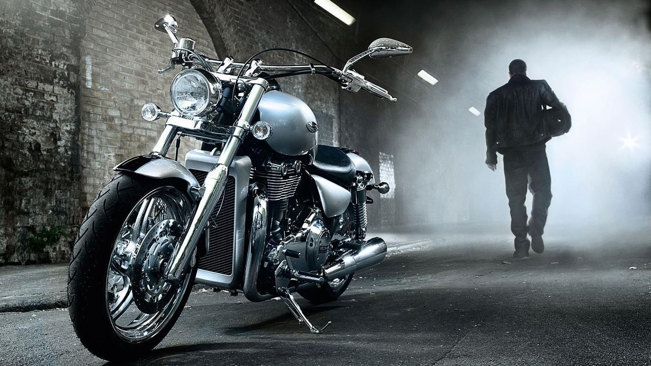 Миниатюра для: Harley-Davidson выходит в Новосибирск