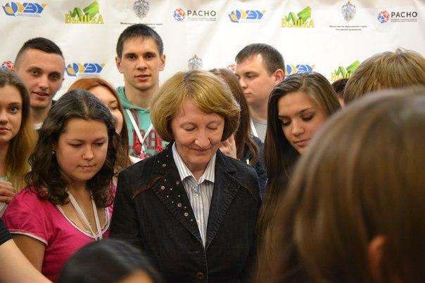 Фотография с личной страницы Ольги Молчановой в соц. сети