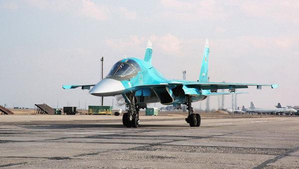 Су-34 (изделие «Т-10В»