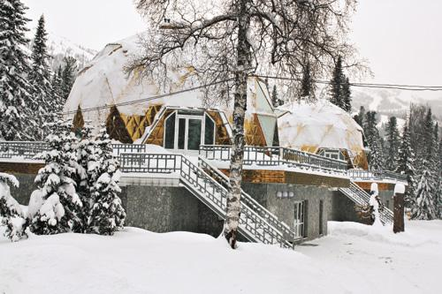 Резиденция Golden Palace