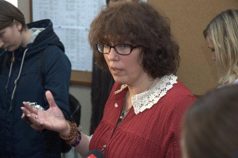Витта Владимирова (на фото) в очередной раз пойдет искать справедливость в российский суд.