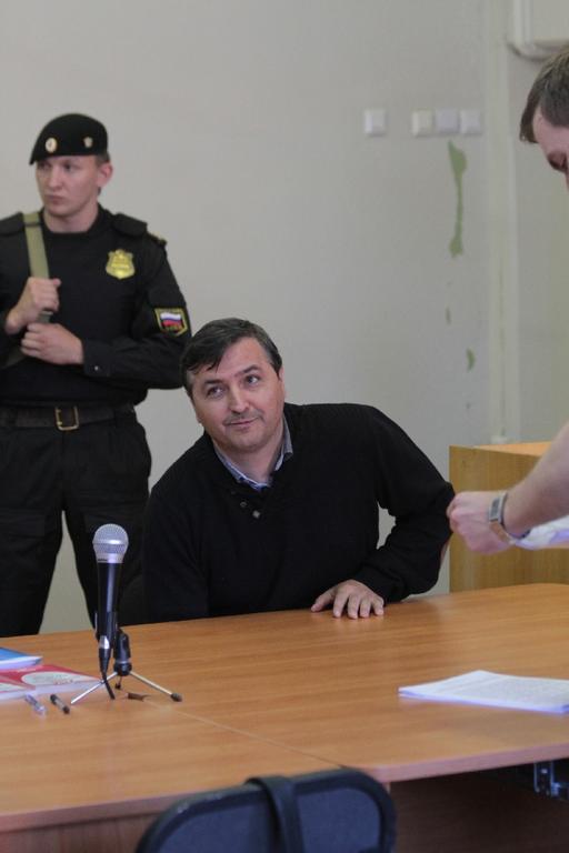 Первый замгубернатора Юрий Гамбург (на фото) остается в СИЗО до 15 августа