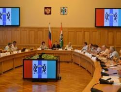 Фото: пресс-служба правительства Новосибирской области