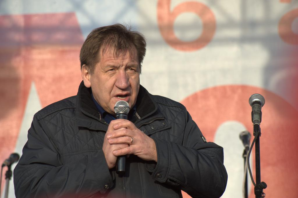 Иван Стариков: «Я всё-таки заместитель Анатолия Локтя