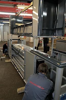 Широкоформатные принтеры на наночернилах компании САН понравились Российской ассоциации венчурного инвестирования. Осенью они поедут в Москву на Российскую венчурную ярмарку