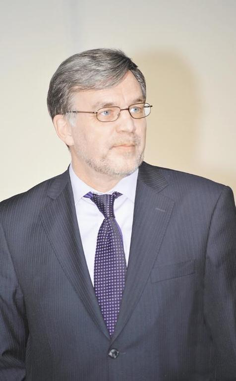 Генеральный директор ОАО «АИР» Виктор Балала