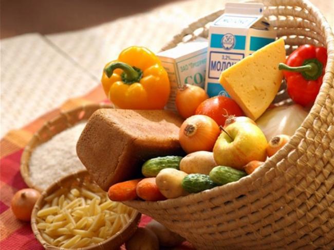 Миниатюра для: В потребкорзине новосибирцев уменьшилось плодов и овощей