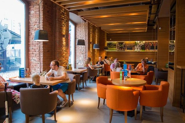 Кофейни Traveler's Coffee в обновленном дизайне уже работают в Оренбурге