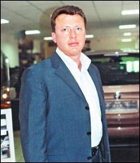 Кузбасский бизнесмен Александр Герман (на фото) покинул автодилерский бизнес