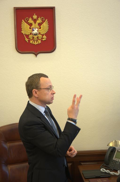 Юрий Петухов не понимает недовольства предоставленным выбором из трех кандидатур на губернаторский пост