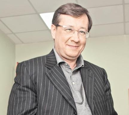 На фото — депутат Законодательного собрания НСО Юрий Зозуля