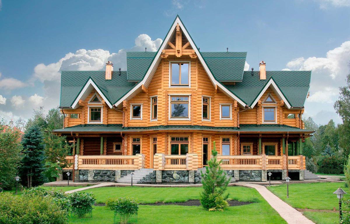 Большой семье - большой дом!