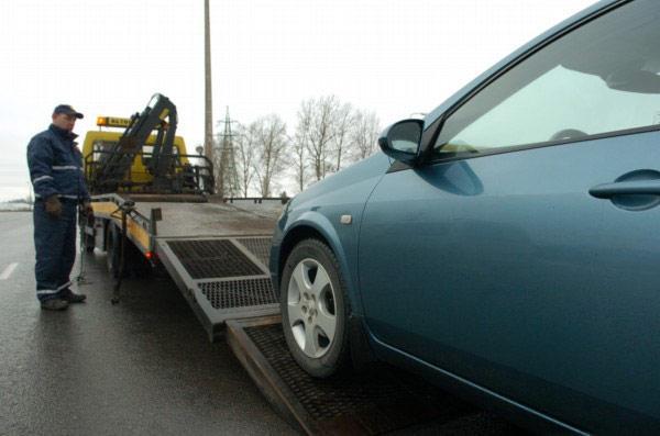Миниатюра для: Заксобрание НСО не поддержало поправку в закон об эвакуации транспортных средств