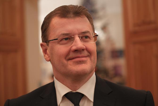 Мэр Томска в 2007-2013 гг. Николай Николайчук (на фото)