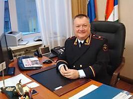 Миниатюра для: Уволен замначальника ГУ МВД по Новосибирской области Андрей Головизнин