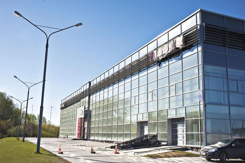 ГК «СЛК-Моторс» сдала свой автосалон в аренду самарскому авторитейлеру «Эксперт НСК