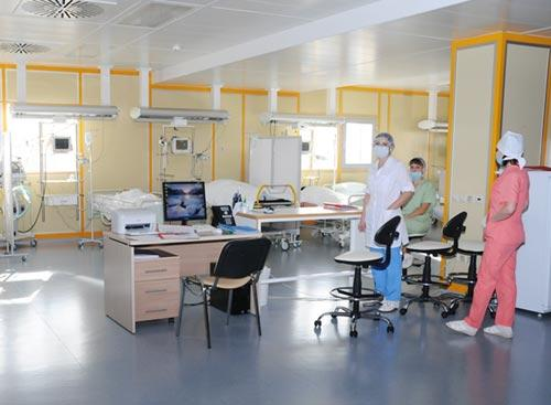 Миниатюра для: На развитие медицинской промышленности Новосибирской области в 2015 году будет направлено 10 млн рублей