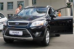 Ford не оставляет попыток найти новых дилеров в Новосибирске. Даже в кризис