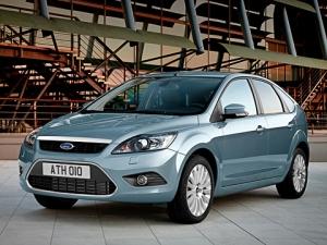 Главный бестселлер в списке — Ford Focus
