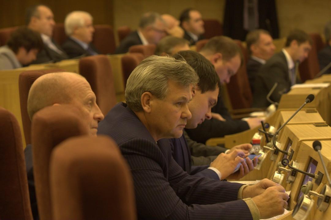 48 сессия Законодательного собрания Новосибирской области