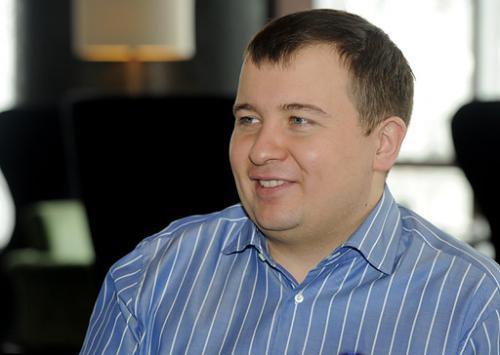 Президент компании «Даурия Аэроспейс» Михаил Кокорич