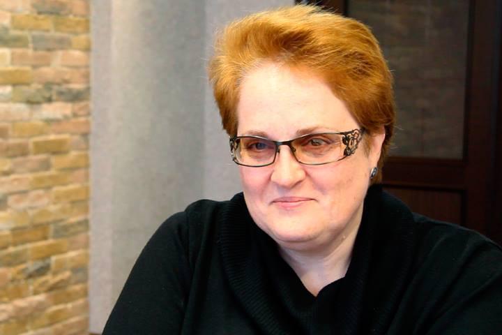 Инесса Рябинина