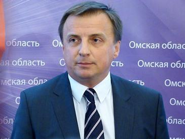 Первый вице-губернатор Омской области Вячеслав Синюгин руководит рабочей группой