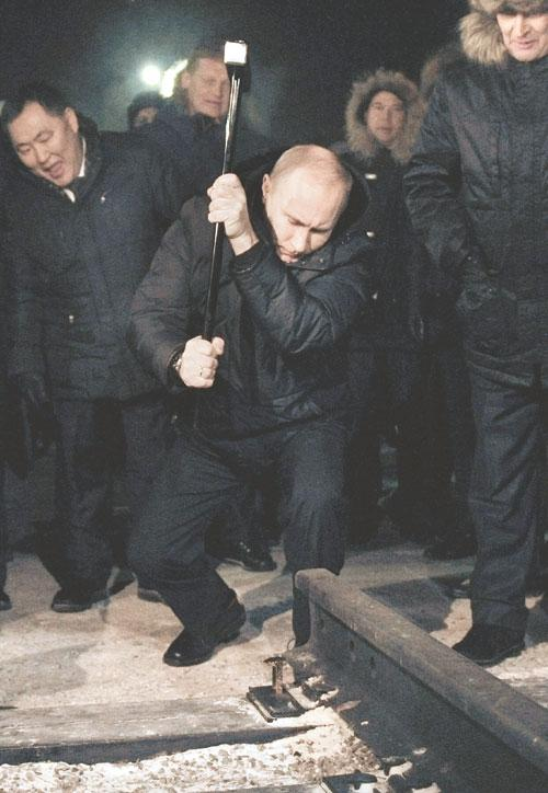 Кызыл–Курагино началось в