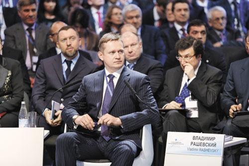 Владимир Рашевский: «Для реализации актуальных инфраструктурных проектов  критически важно привлечь качественных инвесторов, с именами, компетенциями, технологиями, корпоративным управлением»