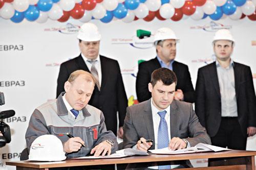 Первый контракт нового вагоноремонтного депо — соглашение о создании сервисного центра по обслуживанию инновационных вагонов Тихвинского вагоностроительного завода