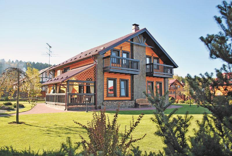 В Новосибирске выбрали лучшие коттеджные поселки