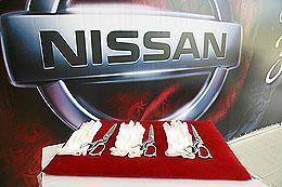Nissan готовит открытия очередных дилерских центров в Сибири. Фото Виталия Валишевского