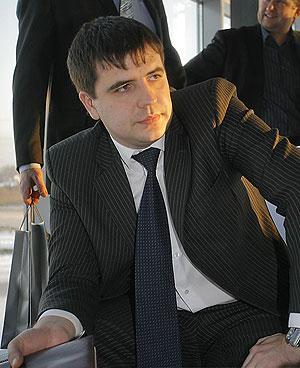 Директор по развитию бизнеса холдинга «Новосибспецпроект» Андрей Доценко