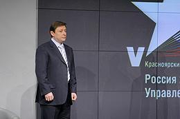 Миниатюра для: Хлопонин не пропустит Красноярский экономический форум