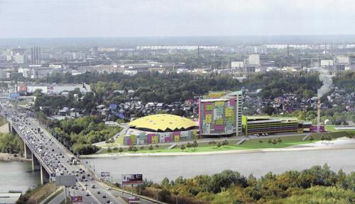 Миниатюра для: Межтопэнергобанк открыл долгосрочную кредитную линию группе компаний «Кварсис» для реализации проекта строительства первого в Новосибирске аквапарка