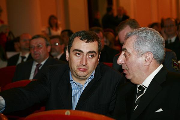 Следователи подозревают Солодкиных в причастности к деятельности организованной преступной группировки. Фото Виталия Валишевского